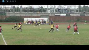 Riccardo trova il gol da 35 metri!