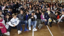 Lazio, l'ambizione di Milinkovic-Savic: «Giocare in Champions League»