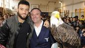 Serie A Lazio, Felipe Anderson-Milinkovic-Gentiletti nelle scuole
