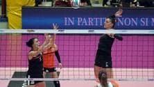 Volley: A2 Femminile, si gioca il ritorno delle semifinali di Coppa