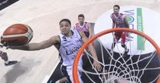 Basket Serie A, la Virtus si rialza, Pesaro ultima
