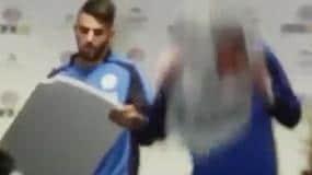 La Fifa card fa infuriare Vardy. E lui la prende a testate