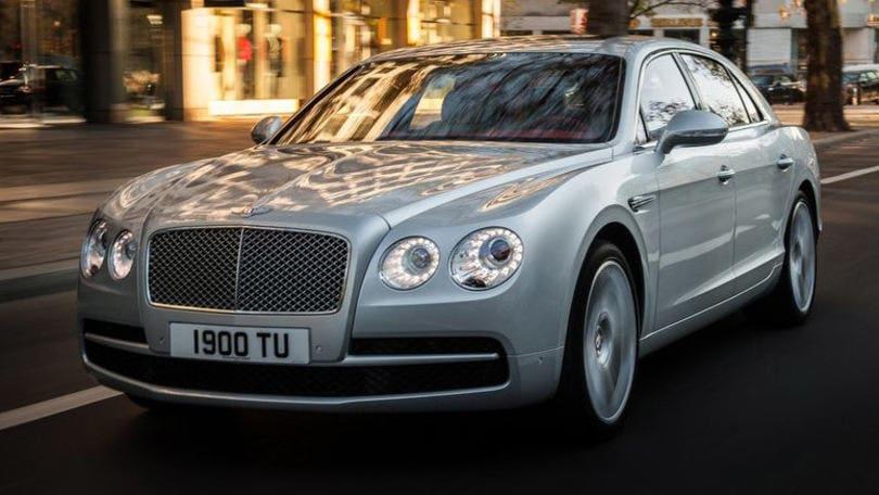 Bentley estremizza il concetto di lusso