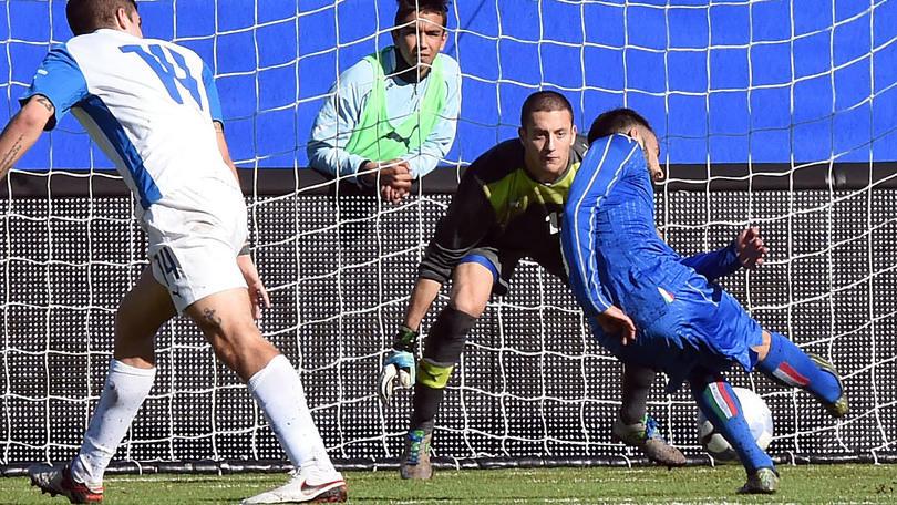 Under 21: amichevole tra Azzurrini e Italia di B termina 5-2
