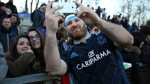 Rugby, che festa al raduno della Nazionale!