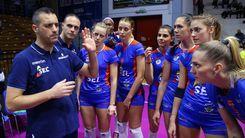 Bolzano e lo storico coach Bonafede si salutano