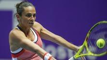 Tennis, San Pietroburgo: Vinci vola ai quarti