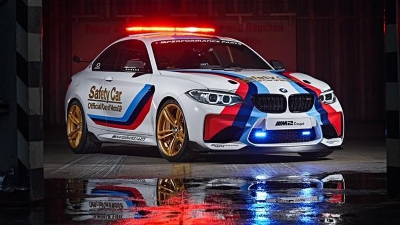 BMW M2: la safety car della MotoGP