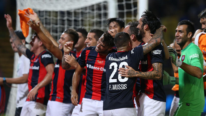 Supercoppa argentina, flop Tevez e Osvaldo: il San Lorenzo vince 4-0!