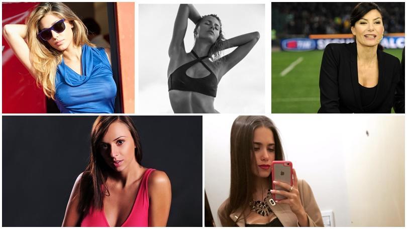 Juventus-Napoli a colpi di Wags: chi vincerà la sfida scudetto?