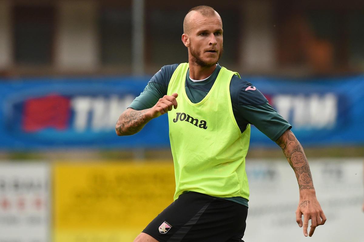 Calciomercato Carpi, Struna: «Volevo lasciare Palermo già a gennaio»
