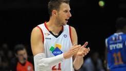 Basket Serie A, Cantù si affida a Ignerski