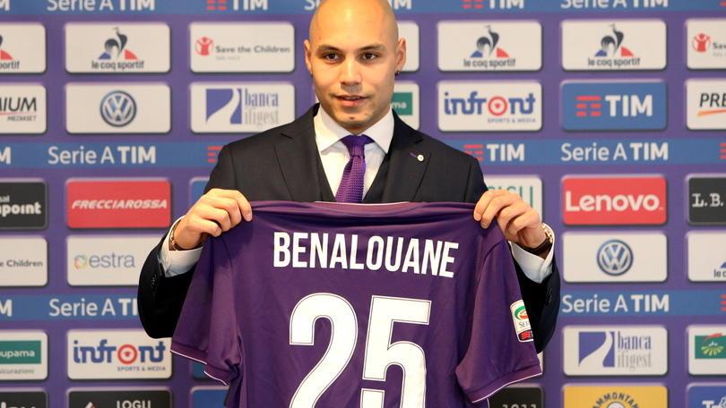 Serie A Fiorentina, Benalouane: «Mi manda Ranieri»