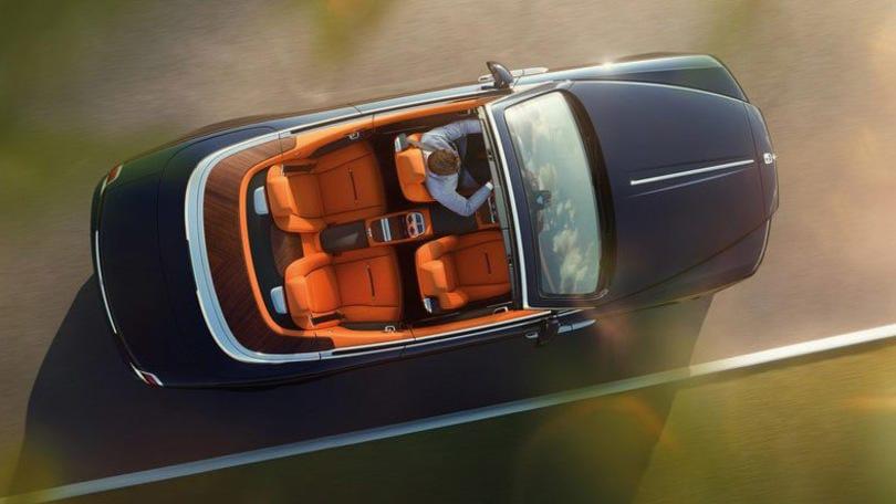 Rolls Royce Dawn: 750.000 dollari per il primo esemplare