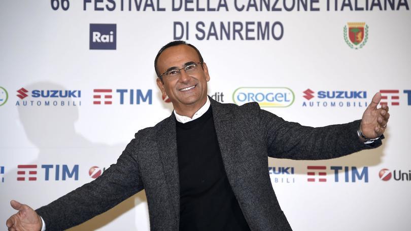 Sanremo 2016, ecco i guadagni: a Carlo Conti 550 mila euro