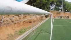 Colpire la traversa da calcio d'angolo: la sfida di Messi