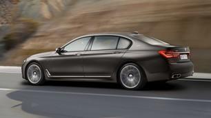 BMW M7, prime immagini della super ammiraglia