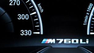 BMW M7, ammiraglia da F1 al Salone di Ginevra 2016