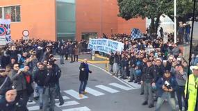 Il Napoli parte per Torino. Che entusiasmo dei tifosi!
