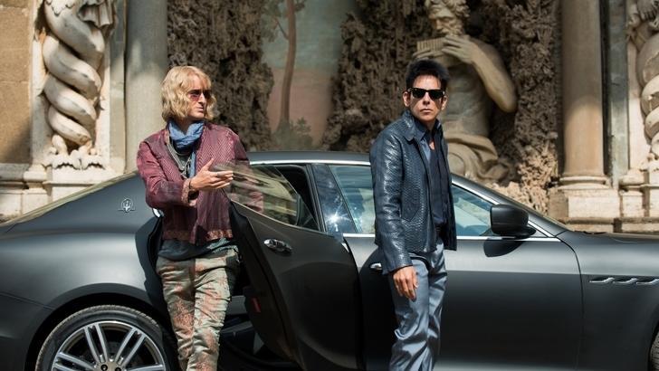 Arriva Zoolander 2, Roma mai così alla moda