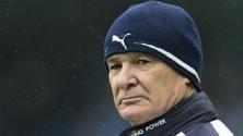 Leicester, Ranieri: «Lotteremo fino alla fine per allungare il sogno»
