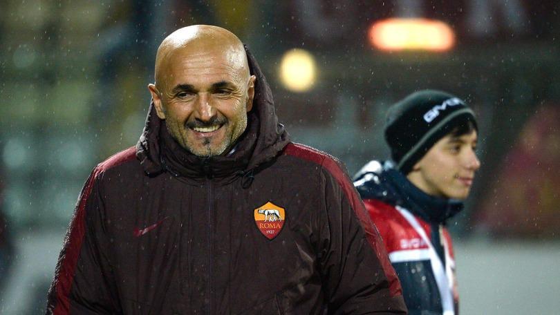 Carpi-Roma, Spalletti carica: «E ora pensiamo al Real Madrid»