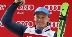 Sci Cdm, Blardone è terzo a Naeba: ultima stagione per l'azzurro