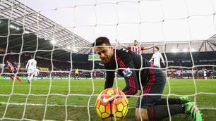 Premier League: primo ko per Guidolin, lo Stoke torna alla vittoria