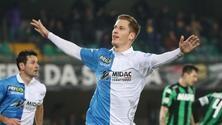 Serie A, Chievo Verona-Sassuolo 1-1: Sansone risponde a Birsa