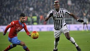 Juventus-Napoli 1-0: Zaza porta i bianconeri in testa