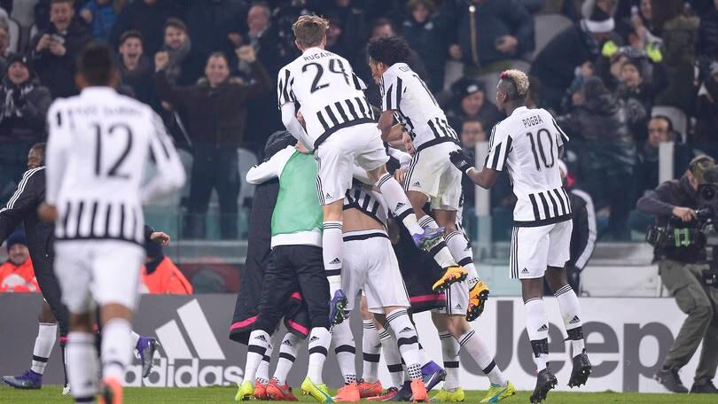Serie A, Juventus-Napoli 1-0: Zaza regala il primo posto