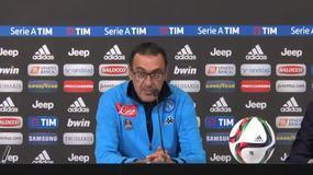 """Sarri: """"Giocato alla pari con la Juve"""""""