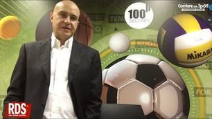 I 100 secondi di Stefano Barigelli: «Juventus da padrona, Napoli a testa alta»