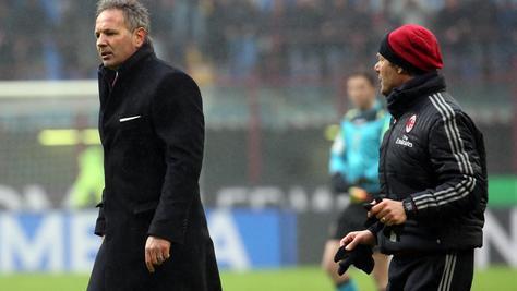 Serie A Mihajlovic, furia con Balotelli al triplice fischio di Milan-Genoa
