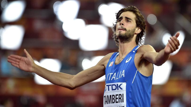 Tamberi record, 2,38: «Ora il sogno Olimpiadi»