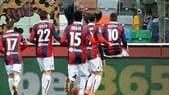 Serie A: Bologna ok con Destro, Torino show in rimonta