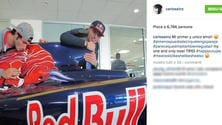 """F1, Sainz """"innamorato"""" della Toro Rosso"""