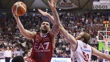 Basket Serie A, Milano torna al comando