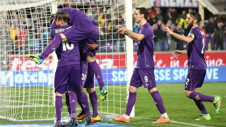Serie A, Fiorentina-Inter 2-1: Babacar scavalca la Roma