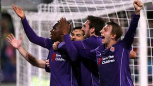 Serie A, Fiorentina-Inter 2-1: Babacar gela Mancini