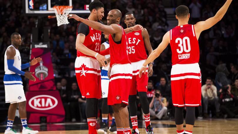 NBA, l'All Star Game dei record: Bryant saluta vincendo