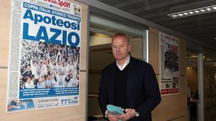 Lazio, il forum con Tare in redazione