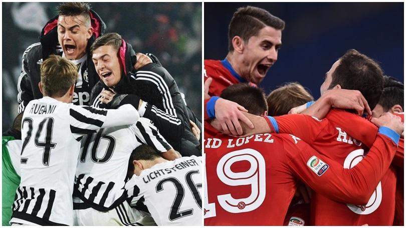Serie A, duello Juventus-Napoli è un mese verità: giocano 15 partite!