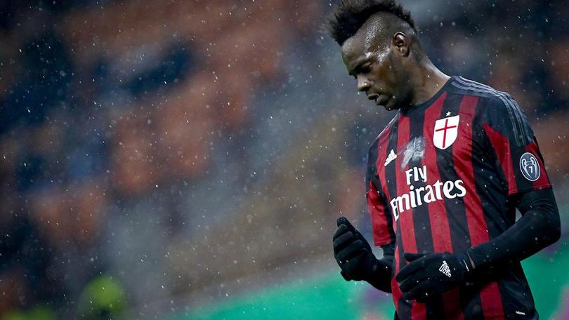 Calciomercato Milan: Balotelli è sempre più lontano