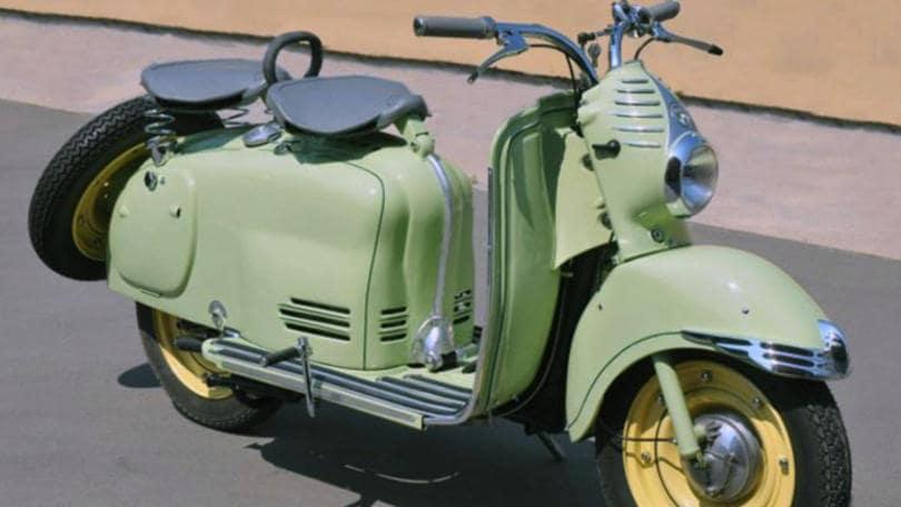 Zucchero, in vendita il suo scooter d'epoca