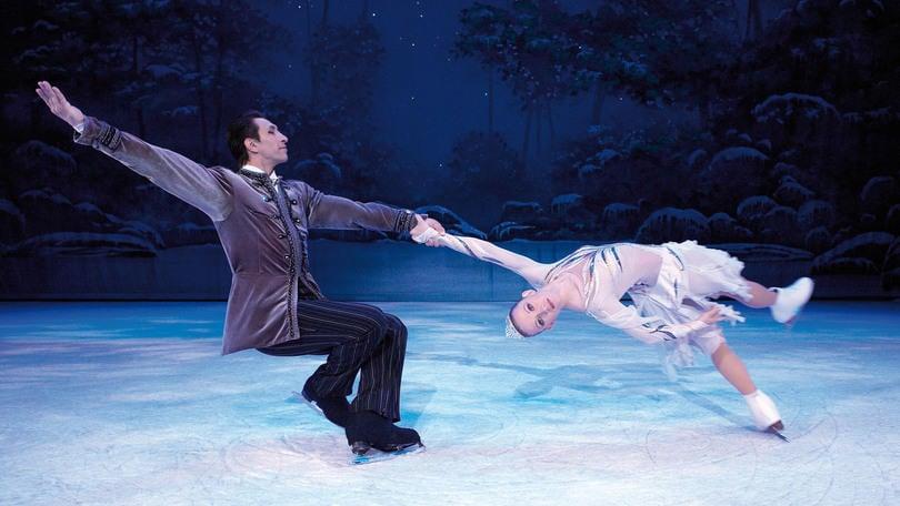 Lago dei Cigni On Ice al Teatro Sistina