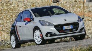 Peugeot 208 GTi Nove, per sentirsi come Andreucci