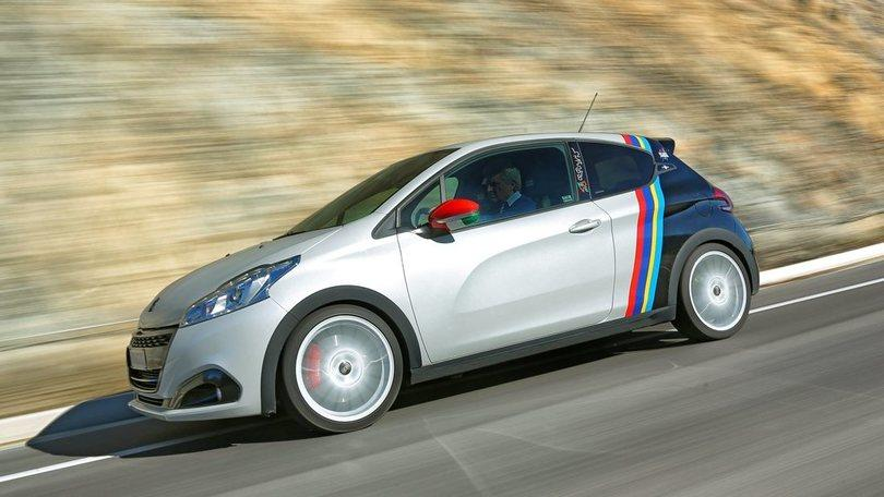Peugeot 208 GTi Nove, per i rally di ogni giorno