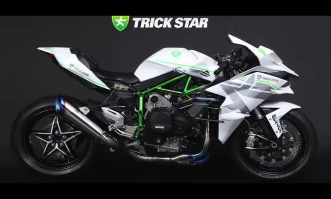 Kawasaki da record: 385 km/h di velocità massima!