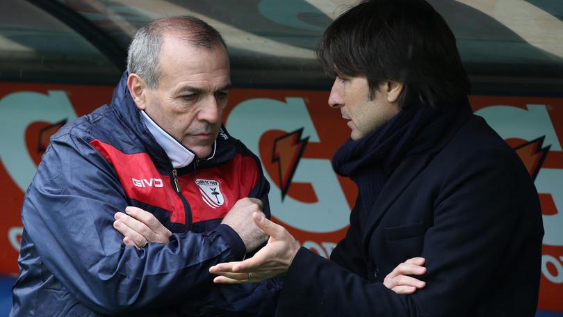 Serie A Carpi, Romairone: «Ora servono punti salvezza»